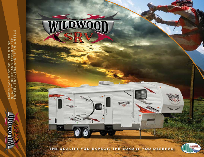 Wildwood Sport by Forestriver RV brochure
