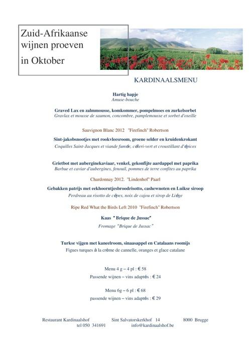 Kardinaalshof oktober