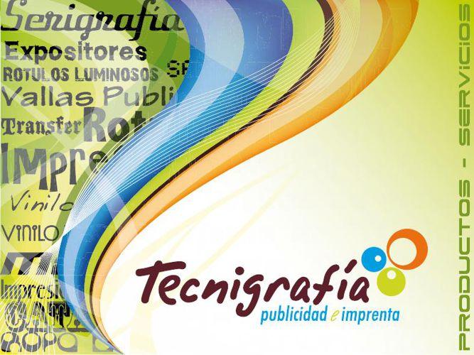 TECNIGRAFIA CATALOGO GENERAL 16