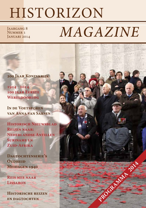Historizon Magazine januari 2013