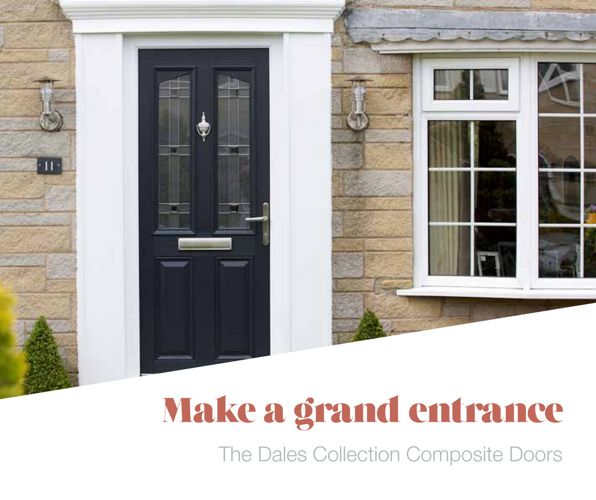 Eurocell - Dallas Collection Composite Doors