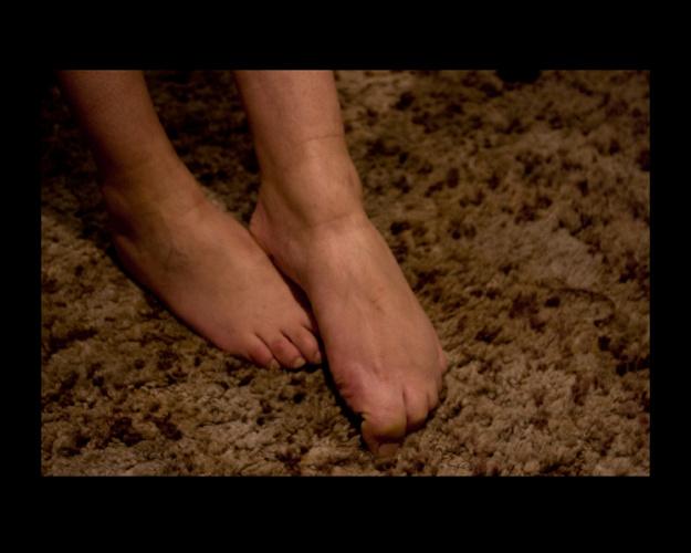 Zapatos de tacón alto , por Carlos Aguirre