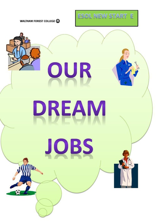 Our  dream job COLLECTION