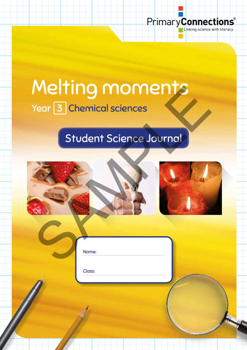 Melting moments - Student Science Journal