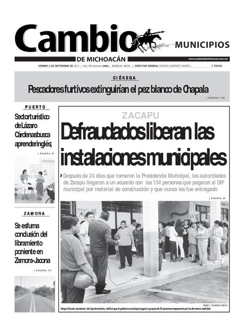Municipios 2 de Septiembre