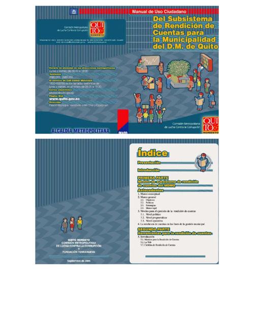 Manual de Uso Ciudadano Rendición de Cuentas