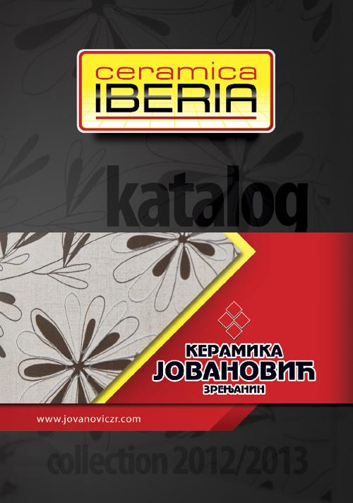 CERAMICA IBERIA - Katalog 2012