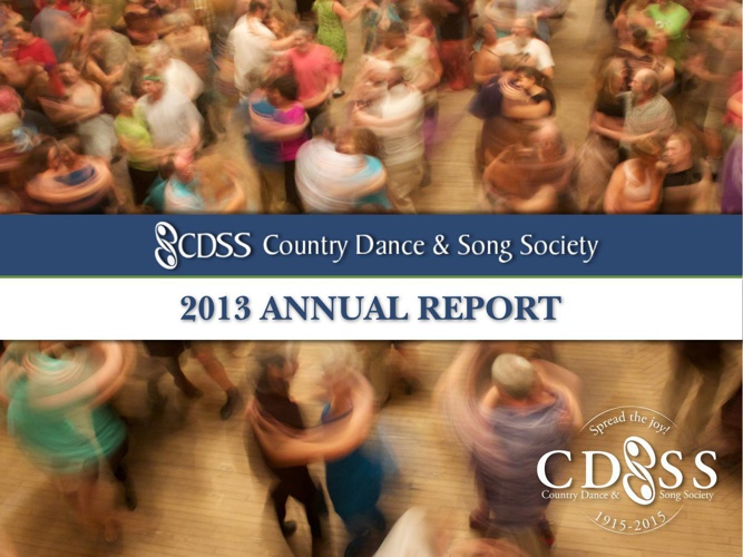 CDSS 2013 Annual Report