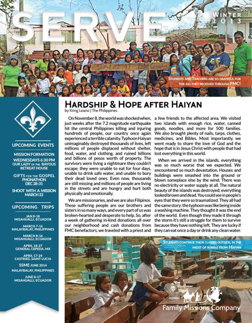SERVE Newsletter | Summer 2013