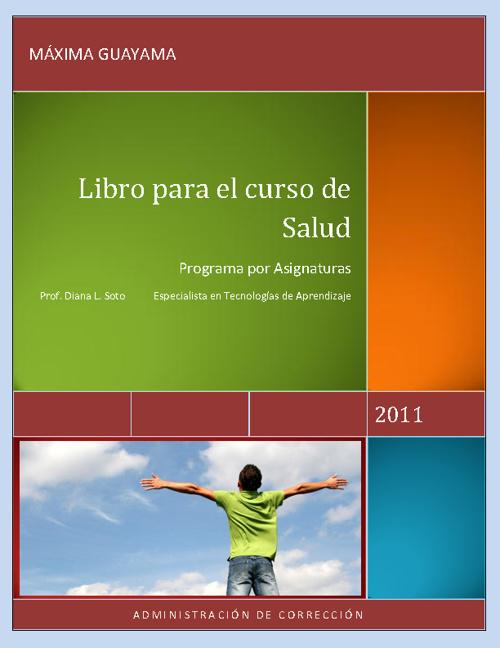 Libro para el curso de Salud