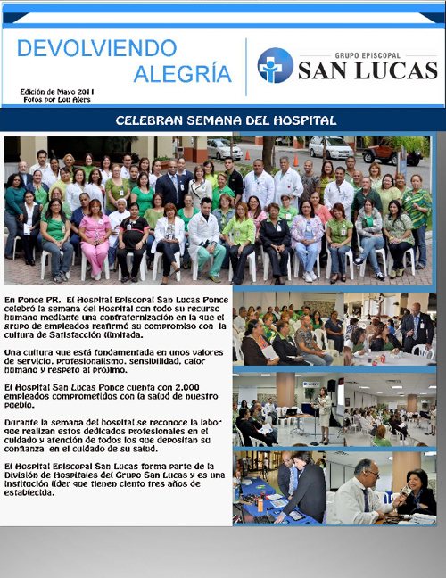 Copy of Periodico Online Devolviendo Alegria Mayo 2011