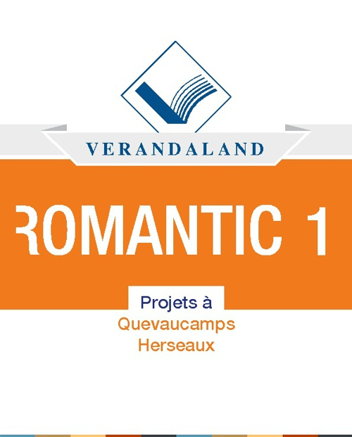 Verandaland - Livres d'inspiration Romantic