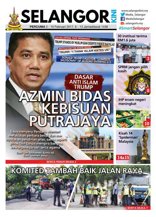Selangorkini 3-10 Feb 2017