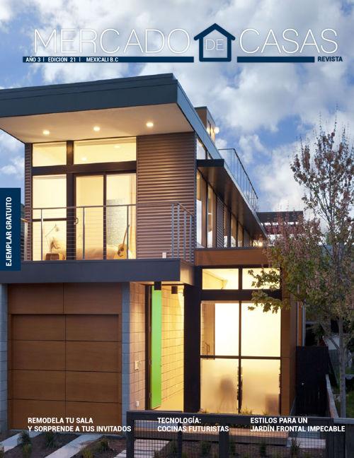 Revista Mercado de Casas. Edición Julio-Agosto