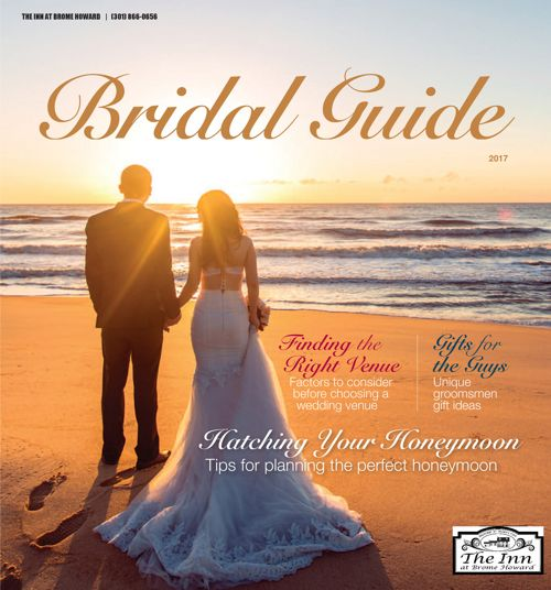 1.Bridal Guide by The Inn At Brome Howard