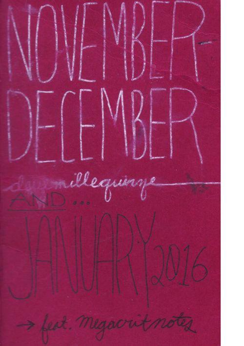 sketchbook winter 16