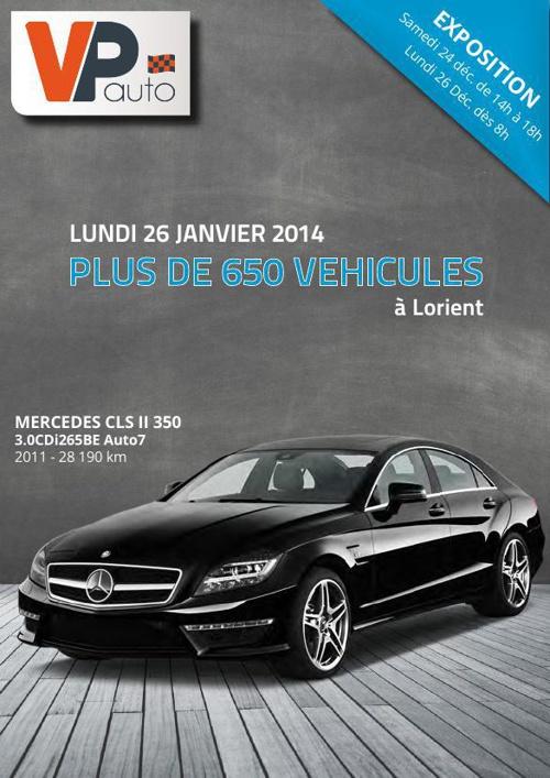 Catalogue de la vente du 26 janvier 2015 à Lorient
