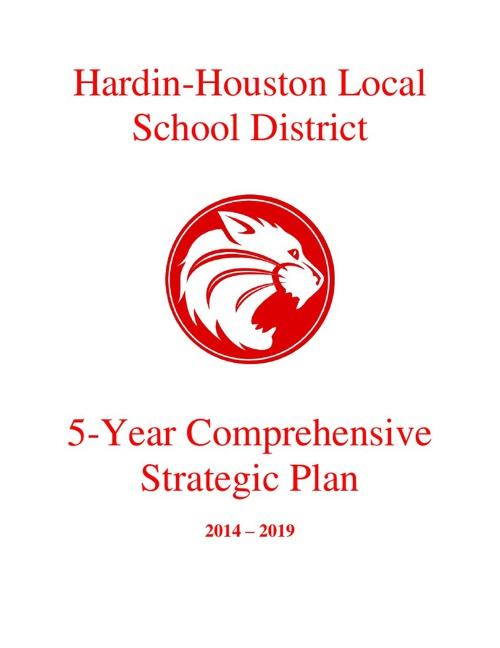 5 Year Strategic Plan