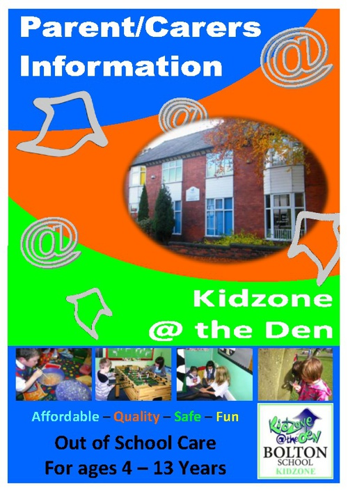 Parent Information Booklet