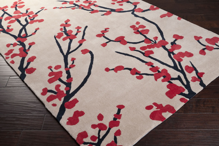 HAND-TUFTED RUGS : CONTEMPORARY COLLECTION