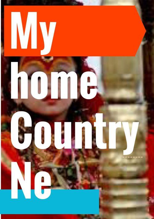 Hemanta Gurung My home country Nepal
