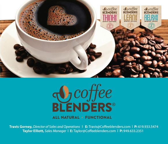 Coffee Blenders Mini Product Overview
