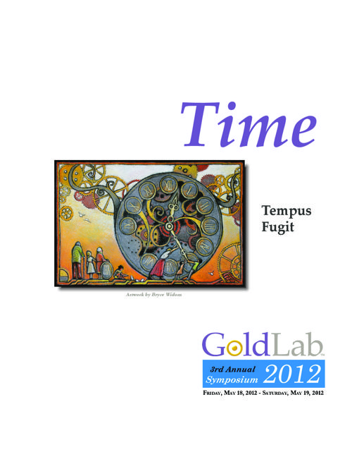 2012 GoldLab Symposium Program