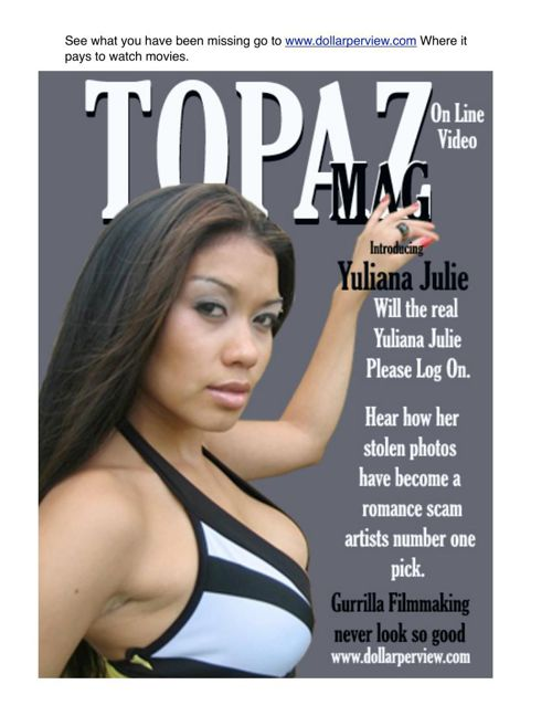 Topaz Mag Issue #