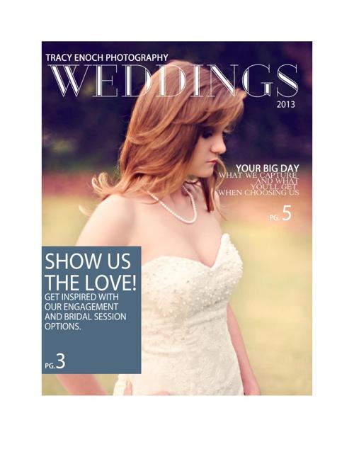 Tracy Enoch Weddings