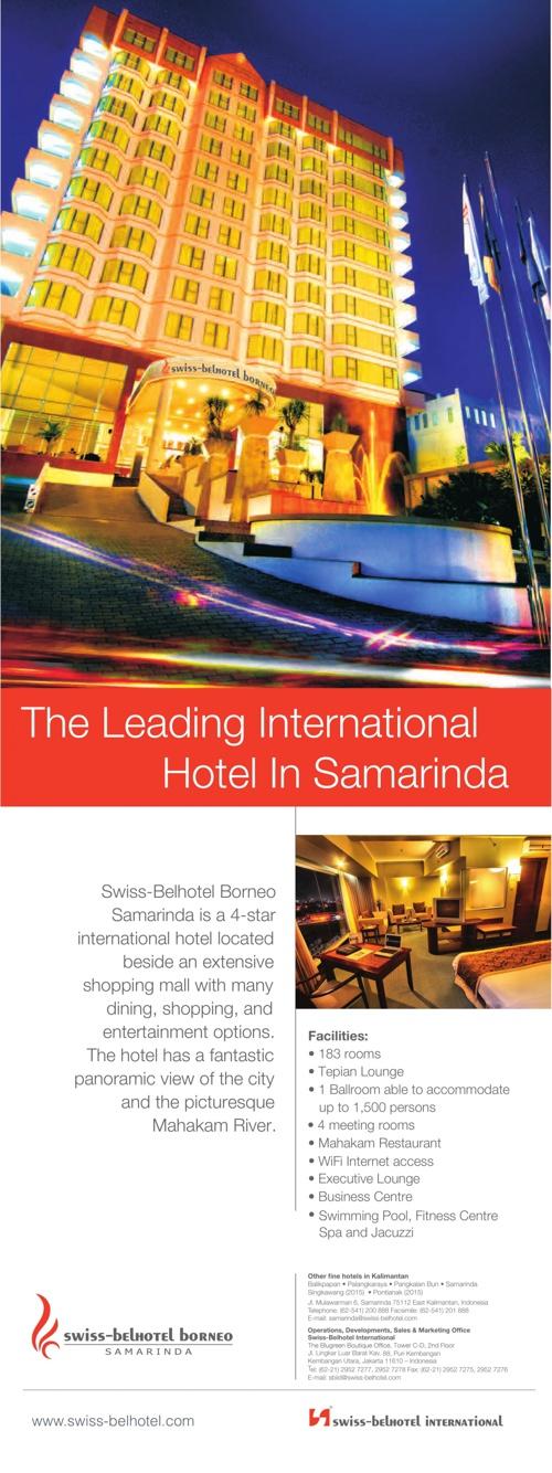 Swiss-Belhotel Borneo Samarinda - Hotel Overview