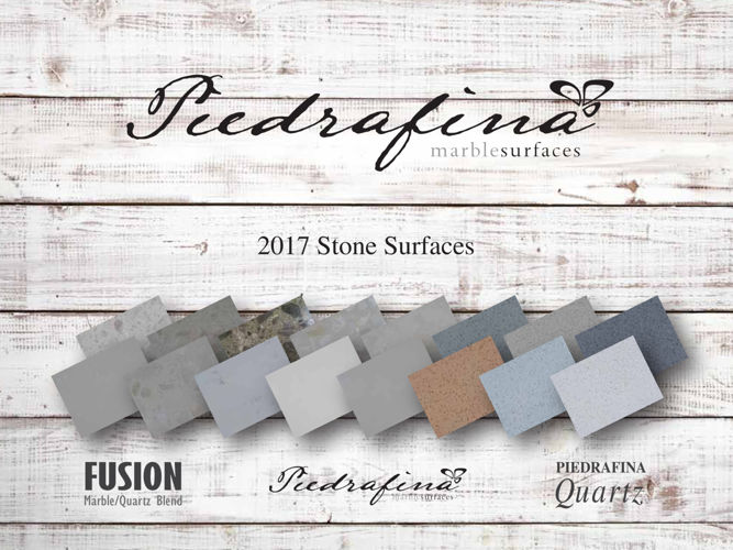Piedrafina 2017 Stone Catalog