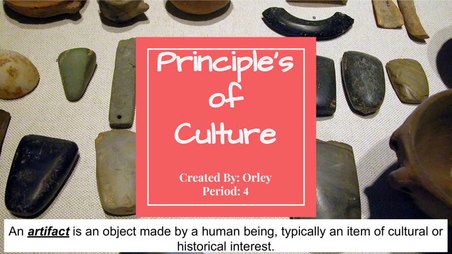 Political of Culture created by orley
