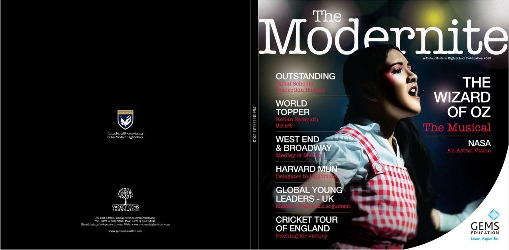 THe Modernite 2012-2013