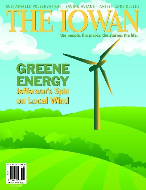 The Iowan November/December 2012