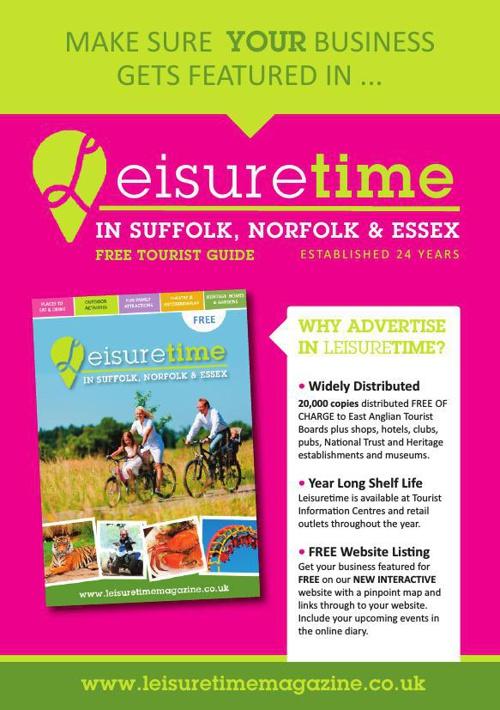 Leisuretime Media Pack
