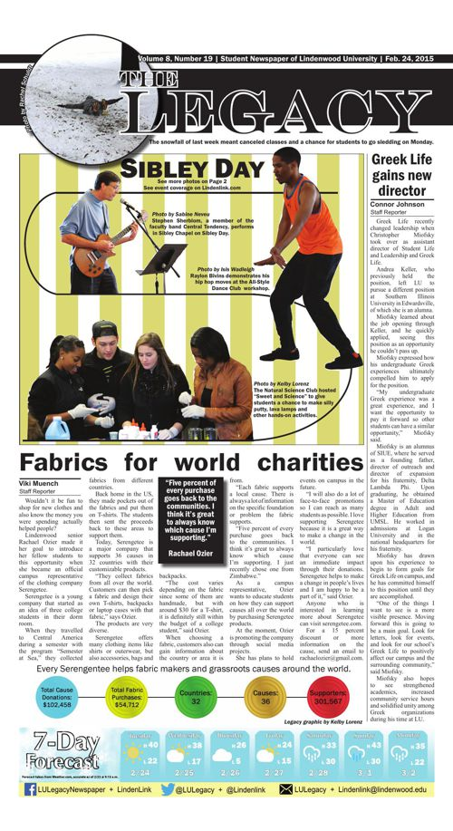 Legacy-- Feb. 24 issue