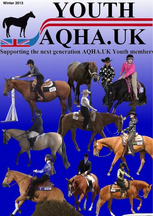 Aqha.UK Youth Magazine: Winter 2013