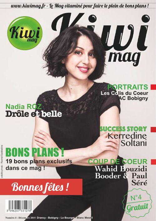 Kiwi mag #4 Décembre