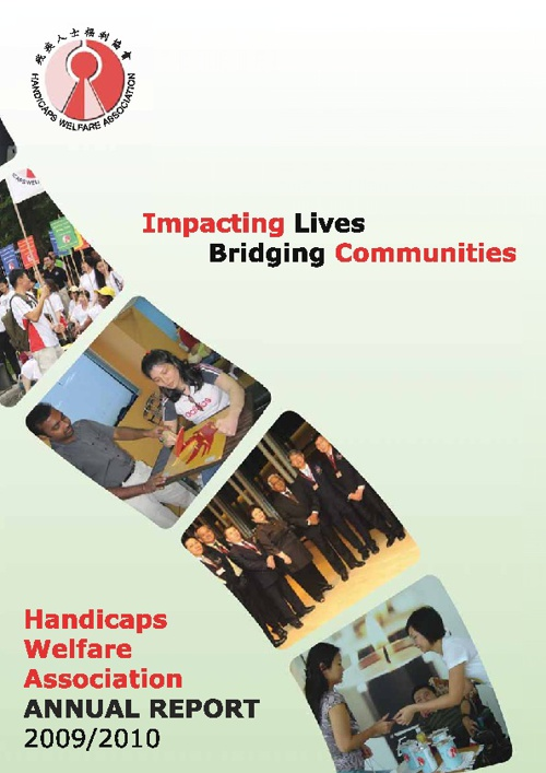 Annual Report 1st April 2009 - 31st March 2010