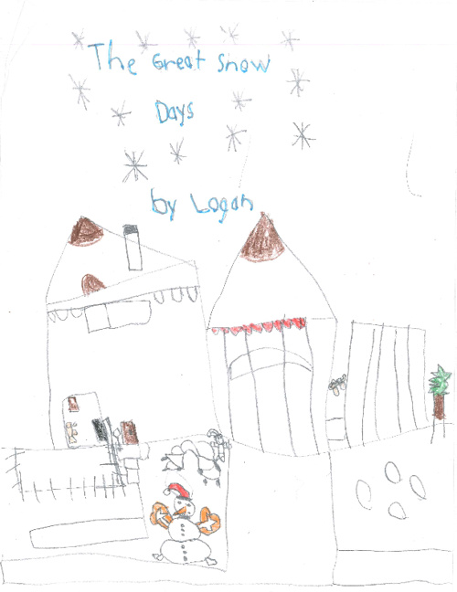 The Great Snow Days by Logan Norton