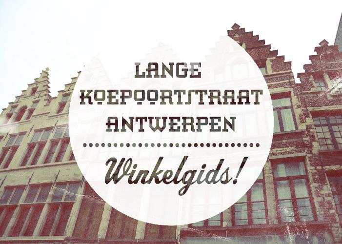 Winkelgids Lange Koepoorstraat