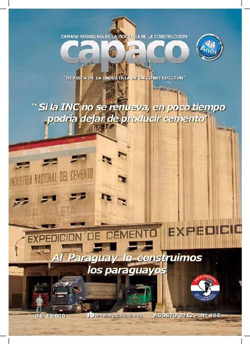 Revista Capaco