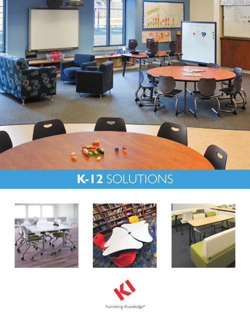 K-12 Solutions Catalog