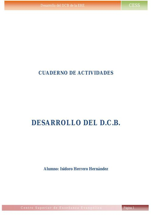 Cuaderno PDF Activ. Dllo DCB ERE-IsidoroHerreroHdez