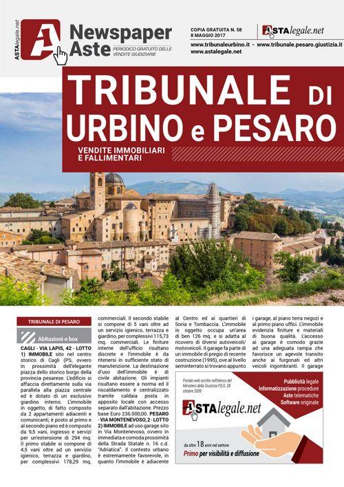 Urbino Pesaro maggio 2017