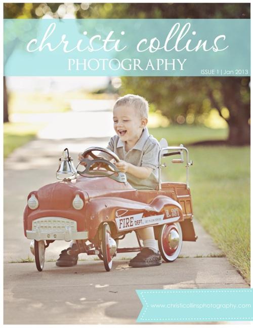 Christi Collins Photography Magazine