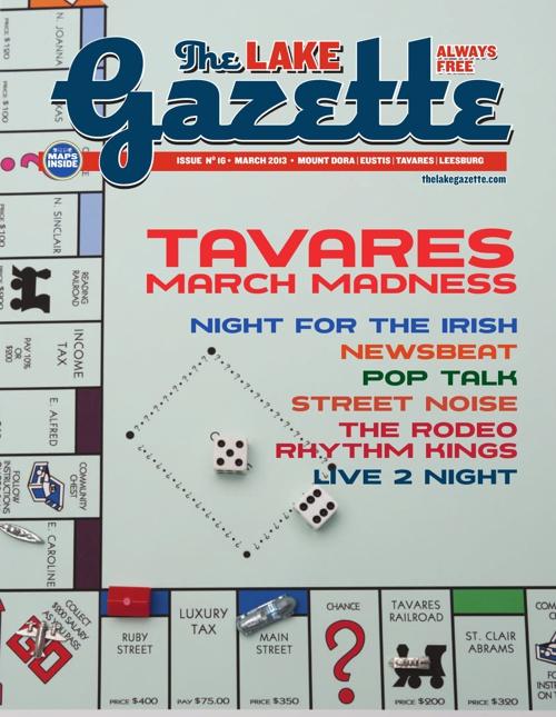 March Lake Gazette