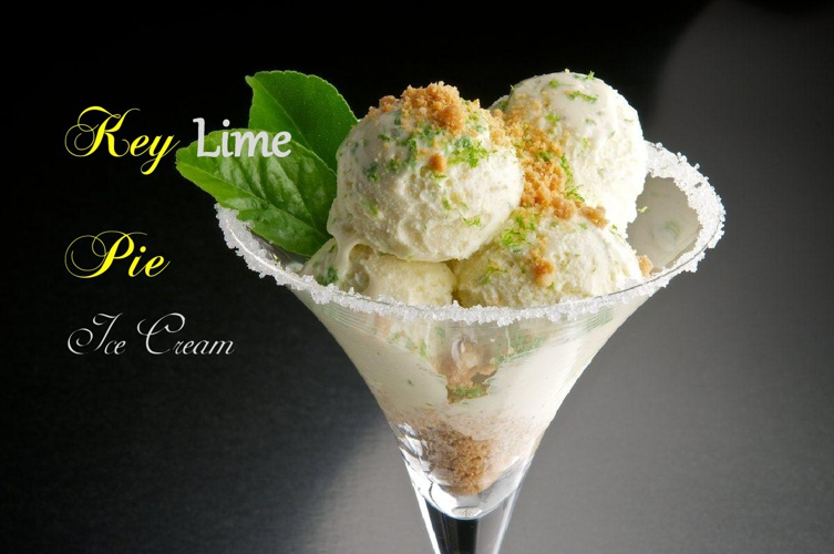 Key Lime Pie Ice Cream