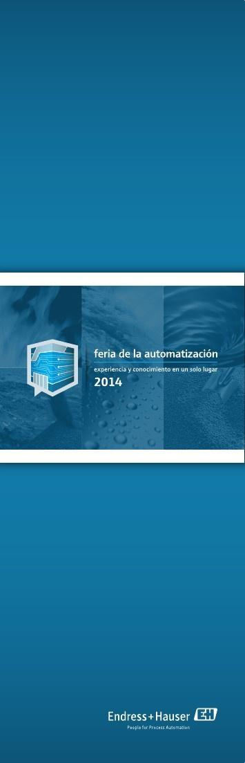 Feria de la Automatización 2014