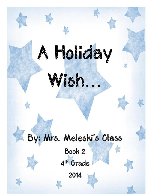 Book 2 - A Holiday Wish